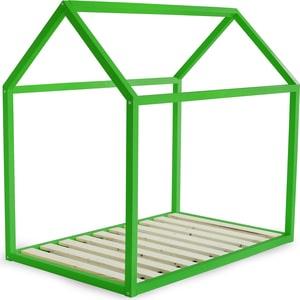 Кровать Anderson Дрима Base зеленая 90x190 детская кровать домик андерсон дрима base