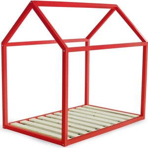 Кровать Anderson Дрима Base красная 80x160 кровать anderson дрима base коричневая 80x160