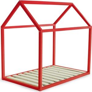 Кровать Anderson Дрима Base красная 80x190 детская кровать домик андерсон дрима base