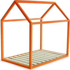 Кровать Anderson Дрима Base оранжевая 80x160 кровать anderson дрима base коричневая 80x160