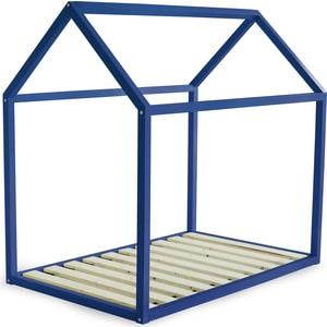 Кровать Anderson Дрима Base синяя 90x190 детская кровать домик андерсон дрима base