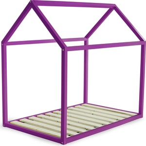 Кровать Anderson Дрима Base фиолетовая 80x190 детская кровать домик андерсон дрима base