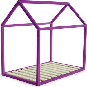 Кровать Anderson Дрима Base фиолетовая 90x190 детская кровать домик андерсон дрима base