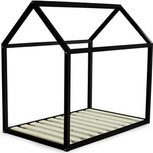 Кровать Anderson Дрима Base черная 80x160 кровать anderson дрима base коричневая 80x160