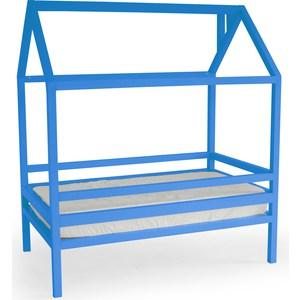 Кровать Anderson Дрима H голубая 80x160