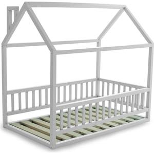 Кровать Anderson Дрима МБ белая 80x190 детская кровать домик андерсон дрима н