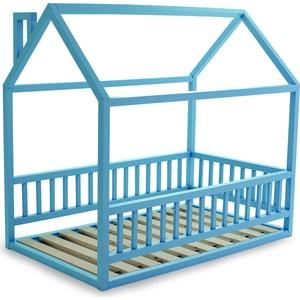 Фотография товара кровать Anderson Дрима МБ голубая 80x190 (740583)