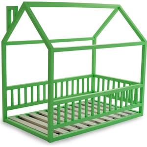 Фотография товара кровать Anderson Дрима МБ зеленая 90x190 (740590)