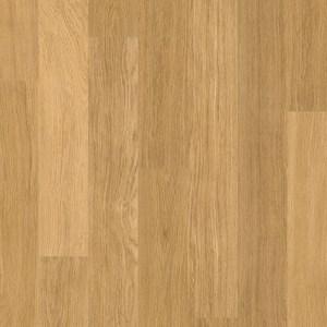 Ламинат QUICK-STEP ELIGNA Доска натурального дуба лакированная 32кл. 8мм. (1380х156) 1.722 м.кв. ламинат quick step eligna дуб итальянский светло серый 32 класс