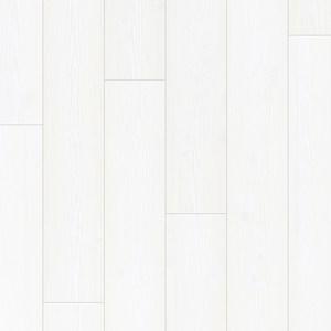 Ламинат QUICK-STEP IMPRESSIVE Дуб белоснежный 32кл. 8мм. (1380х190мм) 1.835 м.кв. ламинат egger laminate flooring 2015 classic 8 32 дуб ноксвилл 32 класс