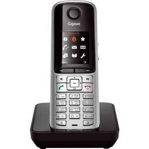 Радиотелефон Gigaset S810H steel grey