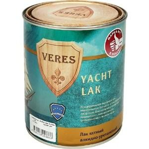 Лак яхтный VERES YACHT LAK полуматовый 2.5л.
