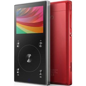 MP3 плеер FiiO X3 III red цена и фото