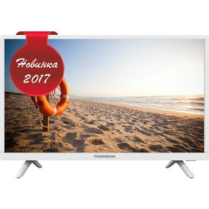 LED Телевизор Thomson T24RTE1021 телевизор 24 thomson t24rte1021 hd 1366x768 usb hdmi белый
