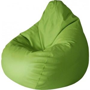 Кресло-груша Папа Пуф Экокожа зеленый кресло груша папа пуф экокожа белый