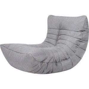 Бескаркасное кресло Папа Пуф Cocoon grey бескаркасное кресло папа пуф cinema chocolate