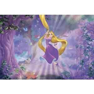 Фотообои Disney Rapunzel (3,69х2,54 м) фотообои disney planes pit stop 1 84х1 27 м