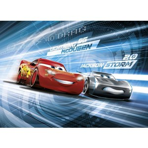 цена на Фотообои Disney Cars3 Simulation (2,54х1,84 м)