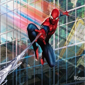 Фотообои MARVEL Spider-Man Rush (2,54х1,84 м) 1toy самокат spider man