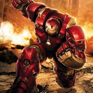 Фотообои MARVEL Avengers Hulkbuster (1,84х2,54 м) marvel s the avengers encyclopediа