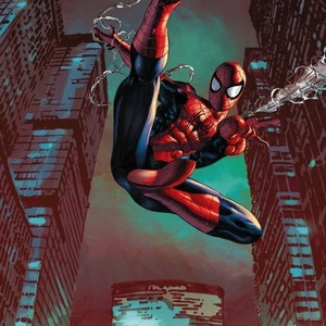 Фотообои MARVEL Spider-Man Jump (1,84х2,54 м) фотообои marvel spider man ultimate 1 84х1 27 м