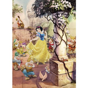 Фотообои Disney Sleeping Beauty (1,84х2,54 м)