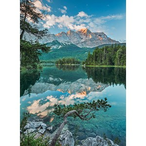 Фотообои National Geographic Mirror Lake (1,84х2,54 м) mirror mesh