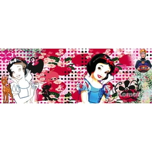 Фотообои Disney Charming Snow White (2,02х0,73 м) фотообои disney planes squadron 2 02х0 73 м