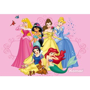 Фотообои Disney Princess (1,84х1,27 м) фотообои disney the good dinosaur 3 68х2 54 м