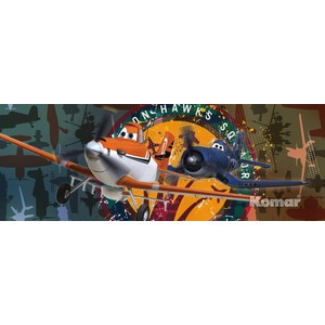 Фотообои Disney Planes Squadron (2,02х0,73 м) фотообои disney the good dinosaur 3 68х2 54 м