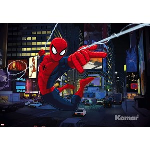 Фотообои MARVEL Spider-Man (1,84х1,27 м) фотообои marvel spider man ultimate 1 84х1 27 м