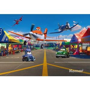 Фотообои Disney Planes Pit Stop (1,84х1,27 м)