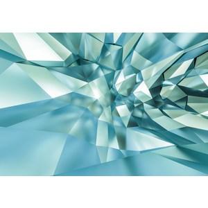 Фотообои Komar 3D Crystal Cave (3,68х2,54 м) (8-879) super shiny 5000p ss16 4mm crystal clear ab non hotfix rhinestones for 3d nail art decoration flatback rhinestones diy