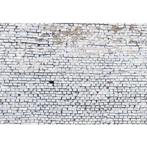 Фотообои Komar White Brick (3,68х2,54 м) (8-881) фотообои komar brooklyn brick 3 68х2 54 м 8 882
