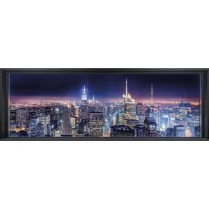 Фотообои Komar Sparkling New York (3,68х1,27 м) (4-877) фотообои komar florence 3 68х1 27 м 4 714