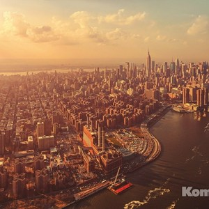 Фотообои Komar Manhattan (2,54х1,84 м) (4-987) фотообои komar mix and match 2 905 1 84х1 27 м 2 905
