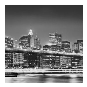 Фотообои Komar Brooklyn Bridge (3,68х1,24 м) (XXL2-320) фотообои komar линия горизонта 3 68 х 2 54 м
