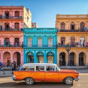 Фотообои Komar Havanna (3,68х2,48 м) (XXL4-042)