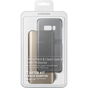 Комплект аксессуаров Samsung Starter Kit S8 (с внешним аккумулятором) remo hk 0006 sk snare pad starter kit english booklet