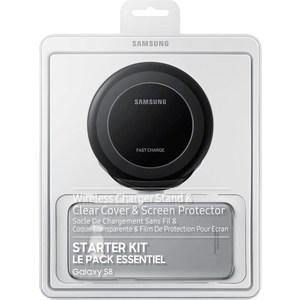 Комплект аксессуаров Samsung Starter Kit S8 (с беспроводной зарядкой)
