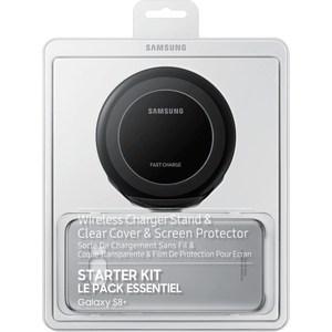 Комплект аксессуаров Samsung Starter Kit S8+ (с беспроводной зарядкой)