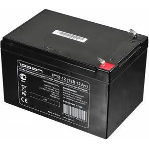 Батарея Ippon IP12-12 12В 12Ah батарея для ибп ippon ip12 7 12в 7ач