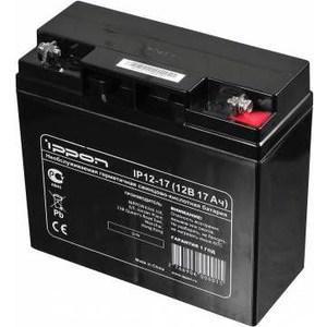 Батарея Ippon IP12-17 12В 17Ah батарея для ибп ippon ip12 7 12в 7ач