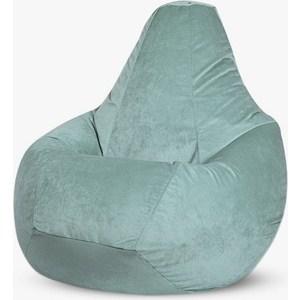 Кресло мешок Пуфофф Balu Aquamarine XL кресло мешок пуфофф balu pink xl