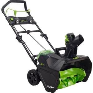 Снегоуборщик аккумуляторный GreenWorks GD80SB (2600107)