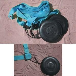 Комплект для разметки площадки для пляжного волейбола Kv.Rezac 15135010002, на площадь 8х16м