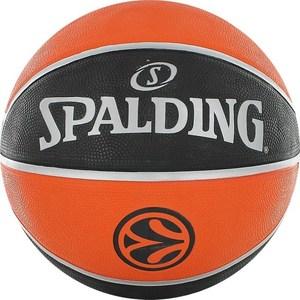 Мяч баскетбольный Spalding TF-150 EURO р.6, арт. 73-998z, реплика фициального мяча Евролиги и Кубка Европы сезонов 2012-2017