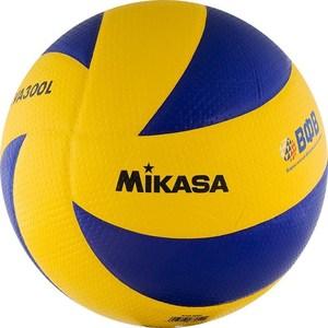 Мяч волейбольный Mikasa MVA300L облегченная реплика официального мяча FIVB цена и фото