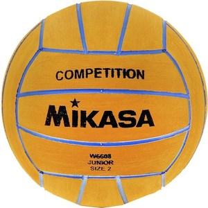 Мяч для водного поло Mikasa W6608 Junior, р 2 mikasa w6608w junior