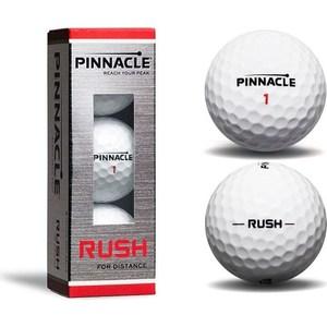 Фотография товара мяч для гольфа Pinnacle Rush P4034S-BIL предназначен для игры на дальние дистанции (742934)